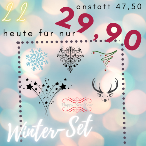 Winter-Set