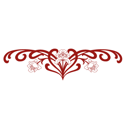 Filigranes Blümchen