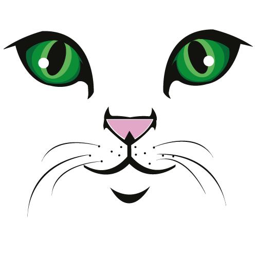 Pussy Cat grün